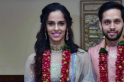 Saina Nehwal marries Parupalli Kashyap, calls it the 'best match' of her life [Wedding Photos]