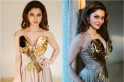 Urvashi Rautela makes bizarre fashion statement, netizens call it the most ugliest dress ever