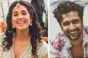 Finally! Vicky Kaushal 'almost' confirms his relationship with Harleen Sethi