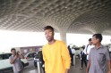 Hardik Pandya spotted at the airport first time since Koffee With Karan controversy [Photos]