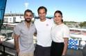 Virat Kohli, Anushka Sharma finish 'amazing' summer by meeting Roger Federer at Australian Open [Photos]