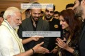 Parineeti Chopra, Narendra Modi's awkward handshake will fulfill your daily dose of laughter