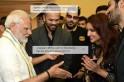 Parineeti Chopra, Narendra Modi's awkward handshake will fulfill your daily dose of laughter