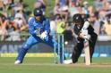 MS Dhoni picks last wicket for Kuldeep Yadav; Twitter erupts at MSD's brilliance