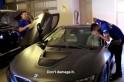 Mukesh Ambani car collection at Antilia leaves Mumbai Indians players awestruck [Watch]