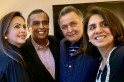 Mukesh Ambani, Nita Ambani meet Rishi Kapoor, Neetu Kapoor to check up on health