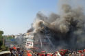 Surat coaching centre fire kills 20, horrific visuals show students falling off building