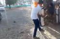 WATCH | Cow vigilantes thrash Muslims for carrying beef, force them to chant Jai Shree Ram