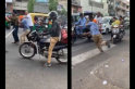 WATCH | Gramin Sewa driver attacks policemen with sword after road rage incident in Delhi