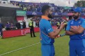 Virat Kohli and Rohit Sharma seen together; Is everything fine between the two or not?