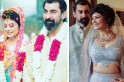 Pooja Batra – Nawwab Shah wedding pictures out: Duo keeps it simple and elegant [Pics]
