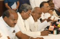 Karnataka political crisis: Trust vote delayed as Speaker adjourns House till Monday