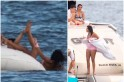 PICS: Priyanka Chopra falls off yacht in Miami, hubby Nick Jonas fails to save her
