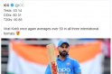 Virat Kohli enters record books; becomes first batsman to reach this milestone