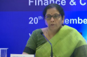 Nirmala Sitharaman slashes corporate tax rates in big boost to flagging economy