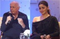 Alia Bhatt gets uncomfortable after Mahesh Bhatt loses his cool at Shaheen Bhatt's book launch [Video]