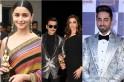 Alia Bhatt, Ranveer Singh, Ayushmaan Khurrana win big at Star Screen Awards 2019
