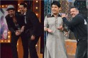 Kapil Sharma Show: Salman Khan falls off from sofa after Krushna Abhishek takes a dig at Govinda