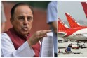 Air India stake sale: Subramanian Swamy threatens to move court, calls deal 'anti-national'