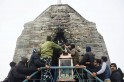 'Bam bam bole': Devotees throng temples to offer prayers on Mahashivratri in Kashmir