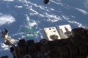 Alien breakthrough: UFO spotted following International Space Station for more than 20 minutes