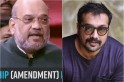 Half problems will be solved if Amit Shah apologises to people: Anurag Kashyap on Delhi violence
