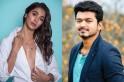 After Prabhas and Mahesh Babu, Pooja Hegde to romance Thalapathy Vijay?