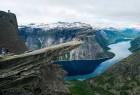 25. Trolltunga, Norway