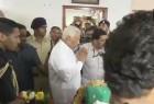 Vajubhai Vala pays his last respects to Union Minister Ananth Kumar