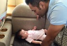 MS Dhoni shares new photos of daughter Ziva