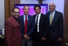 Shah Rukh Khan was recently in Kochi during the inauguration of the silver jubilee celebrations of International Advertising Agency's (IAA) India Chapter at Le Meridian.