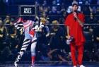 Highlights from the MTV EMA Awards. Canadian pop singer Justin Bieber made a triumphant return to the European stage at the MTV Europe Music Awards in Milan on Sunday, scooping five prizes at the major music event.