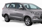 The new Innova comes with a host of changes to its exterior, interior and powertrains