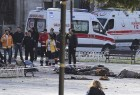 Ten people were killed and fifteen others were wounded after a large explosion rocked a central Istanbul square on Tuesday, a statement from the Istanbul governor's office said.