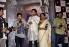 Bollywood actor Irrfan Khan presents Madaari trailer along with his son.