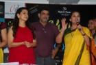 Juhi Chawlan at Chalk N Duster Movie Muhurat