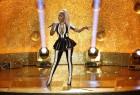 Nicki Minaj performs.