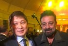 Sanjay Dutt is currently shooting for his upcoming movie in Bishkek, Kyrgyzstan. Torbaz is the first Hindi movie to have been extensively shot in the country. Besides shooting, the actor is having a good time exploring Kyrgystan.