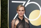 Diane Kruger attends The 75th Annual Golden Globe Awards at The Beverly Hilton Hotel on January 7, 2018 in Beverly Hills, California.