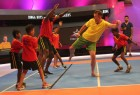 """With VIVO Pro Kabaddi League Season VI player auctions just a week away, the excitement around the event is on the rise. Three legends from the world of cricket, Brett Lee, Irfan Pathan and Darren Sammy took up the Kabaddi challenge and headed out in their kabaddi gear for an exciting match. The three players built their teams with junior Kabaddi stars and were pitted against each other. All three of them had a great time experiencing kabaddi, Darren Sammy, who was playing Kabaddi for the first time said, """"I have watched Kabaddi on television and wondered why they kept saying Kabaddi Kabaddi and today I finally know, I would love for Kabaddi to be played back home, because the game is so exciting and gives the player an adrenaline rush."""" Talking about the similarity between Cricket and Kabaddi, Irfan Pathan said, """"Playing a game of Kabaddi is very similar to playing a T20 match, there is something new happening every second and playing the game gives you a high altogether, especially when a raid is successful and the player is out."""""""