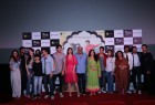 """The trailer launch of """"Dhadak"""" was attended by the film's producer Karan Johar, director Shashank Khaitan and lead actor Ishaan Khatter, who too is making his Bollywood debut with the project. Before the trailer launch, her step brother Arjun Kapoor - Boney's son with the late Mona Kapoor -- also shared words of encouragement for Janhvi. Janhvi Kapoor reflected the excitement and nervousness of a Bollywood debutante at the trailer launch of her maiden movie """"Dhadak"""" here on Monday, but she was emotional as she missed her mother, the late Sridevi's presence at the special occasion. """"I definitely miss her today. The biggest and most helpful tip she has given me is to work hard and to feel every emotion,"""" Janhvi said. The 21-year-old was accompanied by her father, producer Boney Kapoor, who has been her constant support after the sudden demise of Sridevi earlier this year in Dubai."""
