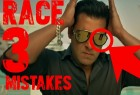 Race 3 is an action thriller film directed by Remo D'Souza and produced Ramesh Taurani under the banner of Tips Films and Salman Khan Films. Starring Anil Kapoor, Salman Khan, Bobby Deol, Jacqueline Fernandez, Daisy Shah, Saqib Saleem and Freddy Daruwala. It is the third installment of Race film series. The film released on 15 June 2018. Here are some funny mistakes from the movie.