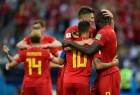 Belgium rode a second-half brace from Romelu Lukaku to blank Panama 3-0 in their Group G opener of the FIFA World Cup 2018 at the Fisht Stadium here on Monday. After a barren first period, striker Lukaku scored in the 69th and 75th minute to ensure the victory after wide midfielder Dries Mertens drew first blood in the 47th minute. The result means Belgium now have three points from one game while Panama are still to open their account. Belgium take on Tunisia next on June 23 while Panama face England the next day. After a barren first period where minnows Panama looked to be punching above weight, it took Mertens two minutes into the second period to break the deadlock as the fleet-footed Napoli winger volleyed a crisp right footer from the edge of the box into the left corner. Soon after the goal, Panama's Michael Murillo then drew a smart low save from Belgium goalkeeper Thibaut Courtois as Roman Torres headed wide of target moments later.