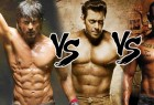 A generous splattering of Bollywood actors has gone shirtless for their movies. Here's a list of 15 Bollywood actors with the most amazing shirtless pictures with hot-ripped bodies.