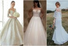 Vintage beauty. Elegant cuts. Incredible artwork. Wedding gowns come in every style. A wedding dress is always intimate for women. Instagram shows us a number of iconic wedding dresses. Here are some of the dreamiest bridal gown inspirations, picked from Instagram.