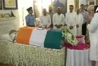 Narendra Modi pays tribute to former Prime Minister Atal Bihari Vajpayee