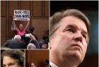 Brett Kavanaugh's U.S. Supreme Court Hearings Interrupted