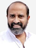 Kerala Water Minister Mathew K Thomas