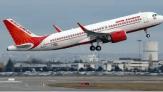 印度航空公司的航班