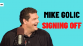 Mike Golic结束。